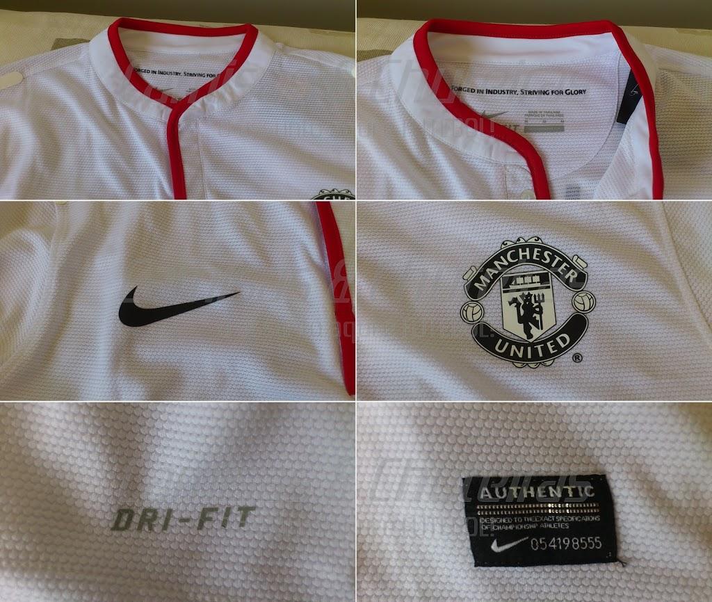 c00fc1a61 Manchester United - Nike... OH WAIT! - Camisas e Chuteiras