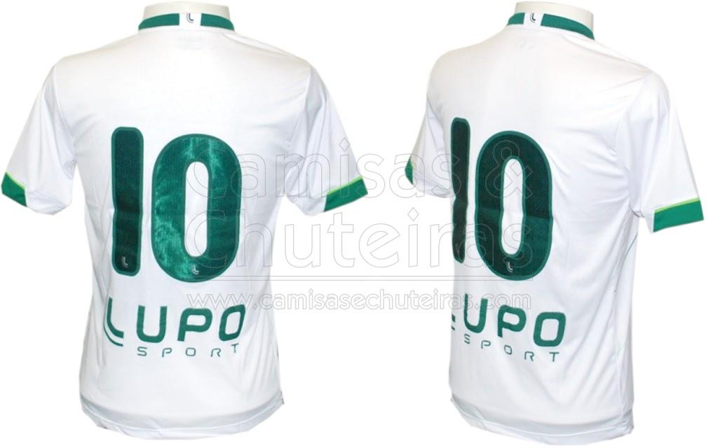 América Mineiro - Lupo Sport 2013 (Post nº 400!) - Camisas e Chuteiras ab41405a0a885