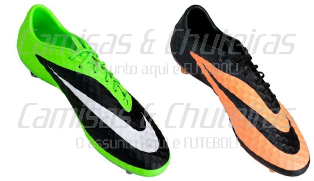 Vazam novas imagens da Nike Hypervenom! - Camisas e Chuteiras