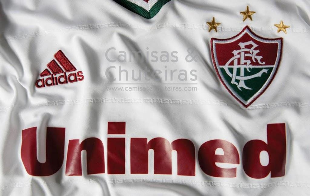 Fluminense - Adidas away 2013 - Camisas e Chuteiras 43e8457a17306