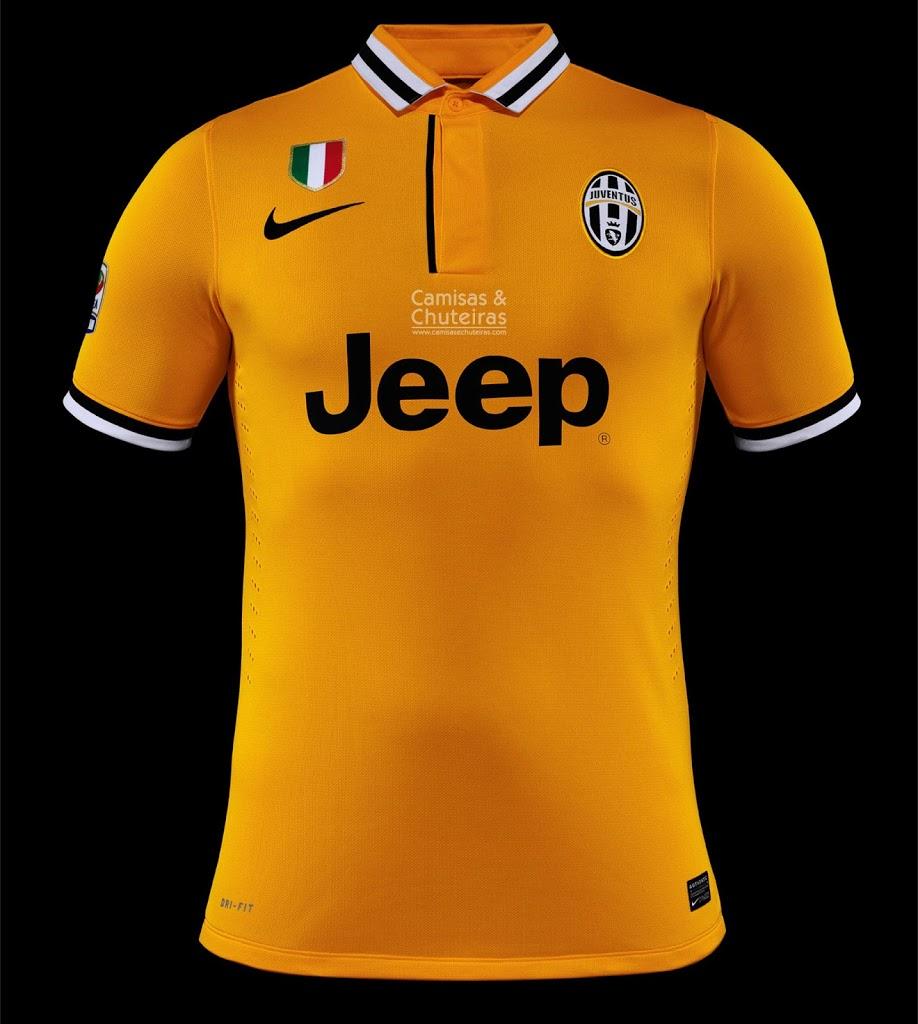 abc0370a8103d Juventus - Nike away 2013 2014 - Camisas e Chuteiras