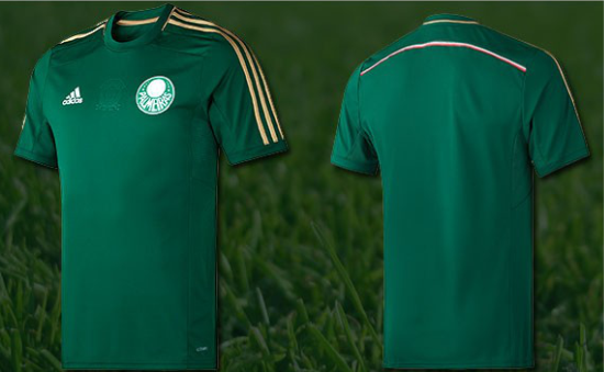 Palmeiras - Adidas Centenário (Home) 2014 - Camisas e Chuteiras c6d9c1065eab6