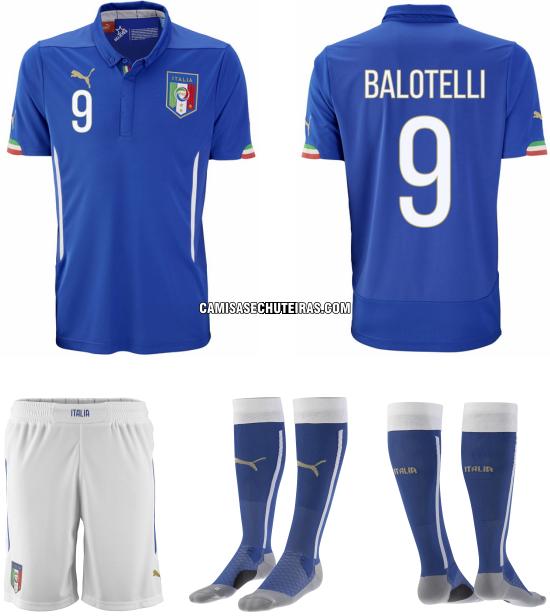 04aa3e3c55c9b Itália - Home e Away Puma 14 15 - ATUALIZAÇÃO (25 04) - Camisas e ...
