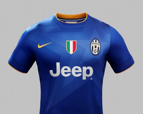 Juventus - Nike Home e Away 14 15 - Camisas e Chuteiras beb2fd02941