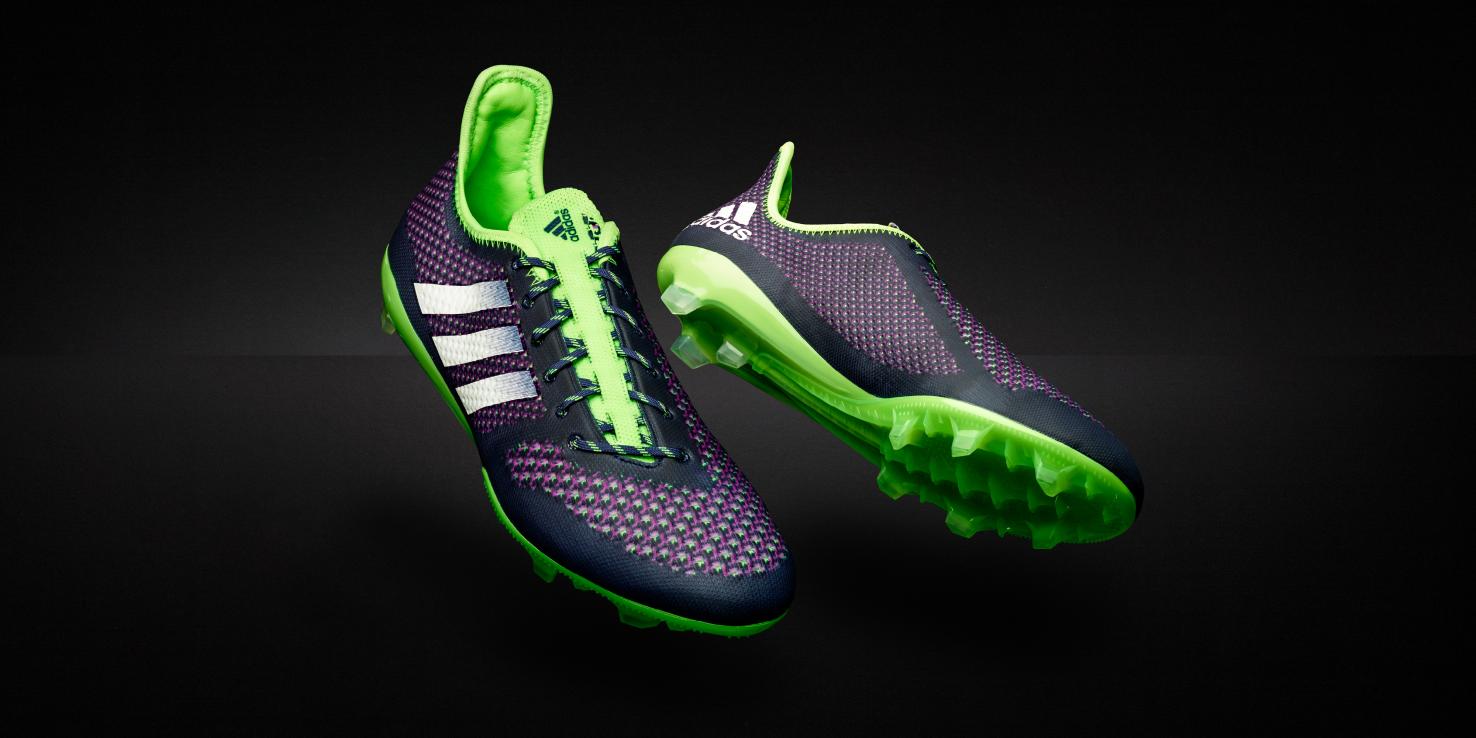 A Adidas revelou hoje uma chuteira feita do calcanhar a ponta dos dedos com  seu revolucionário material  PrimeKnit. A Adidas Primeknit 2.0 é a mais  recente ... 46d3ace393e5b
