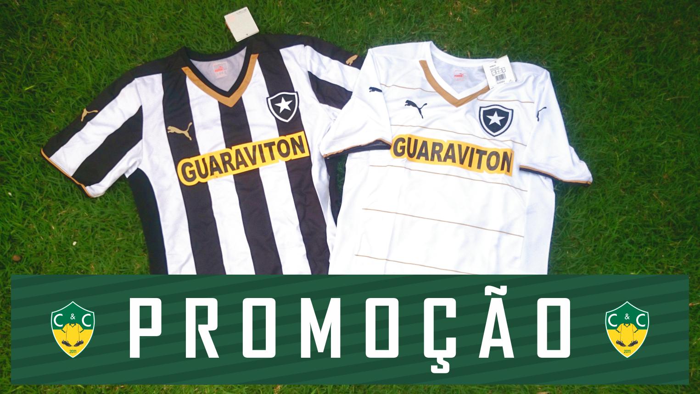 Promoção - Camisas Puma Botafogo (Resultado 04 05) - Camisas e Chuteiras 80078e18cb823