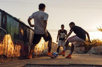 Nike – Futebol em espaços reduzidos: Santiago do Chile