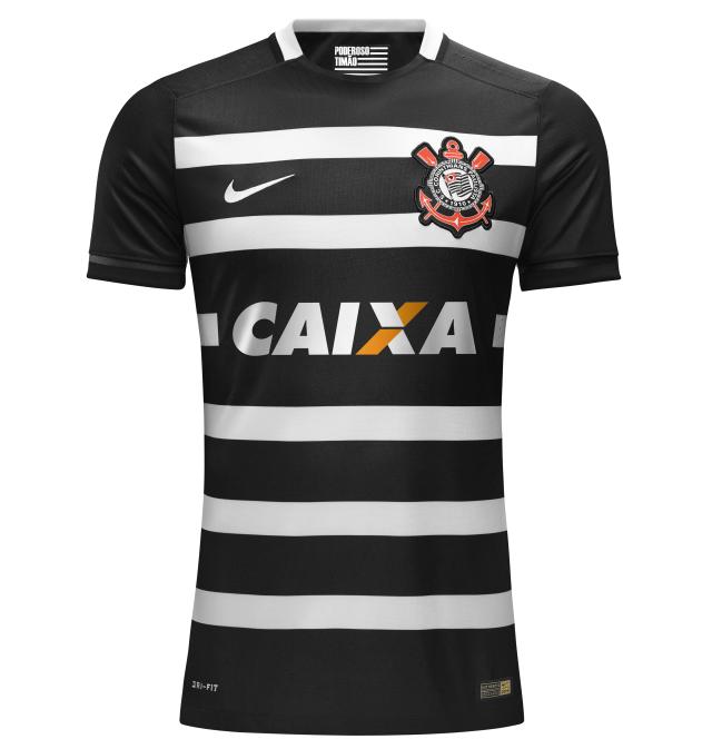 b47d5990204d9 Corinthians - Nike Away 15 16 - Camisas e Chuteiras