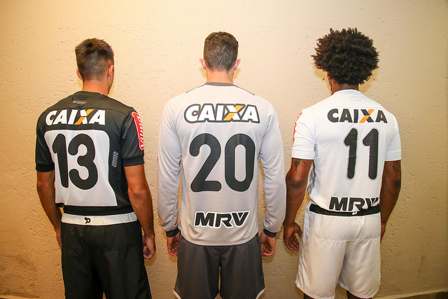 Atlético Mineiro - Dry World 2016 - Camisas e Chuteiras 2f812be84029c