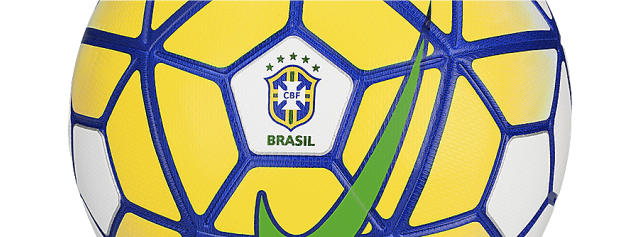 03a6c9384881b A Nike revelou hoje (02 02) a bola oficial da Copa do Brasil e do  Campeonato Brasileiro para a temporada de 2016. Estilizada com o gráfico  amarelo ...
