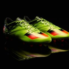 22ddb3c88d6ca Adidas Messi 15.1 – Semi Solar Slime   Solar Red   Core Black
