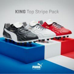 Puma King Top di – Stripe Pack Euro 2016 dd5be6047f2f0