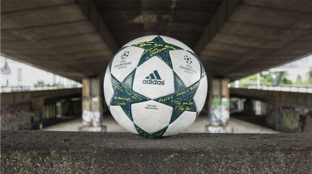 aa4a36dca0 Adidas revela hoje a bola oficial da temporada 2016 17 da fase de grupos da  Liga dos Campeões da UEFA. A bola