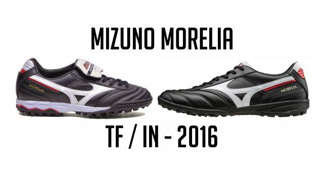76a8fdccb897a Conheçam a nova Mizuno Morelia TF/IN 2016 - Camisas e Chuteiras