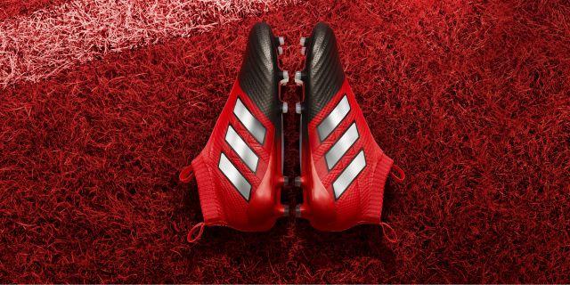 Adidas lança Ace 17+ PURECONTROL Red Limit - Camisas e Chuteiras 8625849396c93