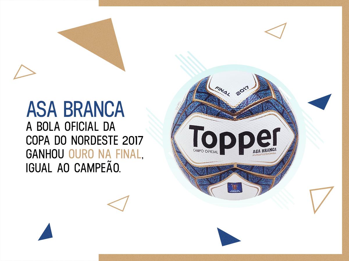 5dd02b3ace40d A Topper – marca especialista no futebol brasileiro – criou detalhes  especiais para a bola Asa Branca