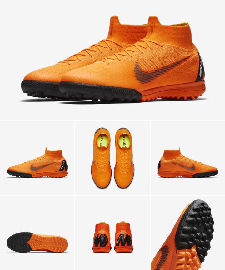 Nike revela novas Mercurial Superfly VI 360 e Mercurial Vapor XII 360 dd460f743f4