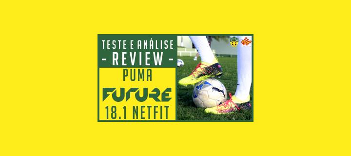 Puma Future 18.1 Netfit