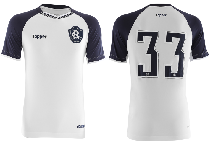 Clube do Remo - Topper Home e Away 2018 - Camisas e Chuteiras 8546ec94539f1