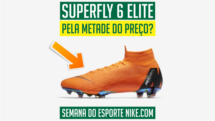Semana do Esporte Nike