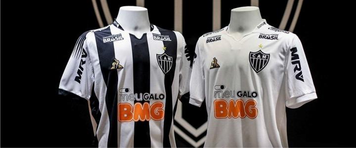 077389191d A Le Coq Sportif, tradicional fornecedora francesa, está de volta ao  Brasil. No início de 2019, a parceria com o Atlético Mineiro foi anunciada,  ...
