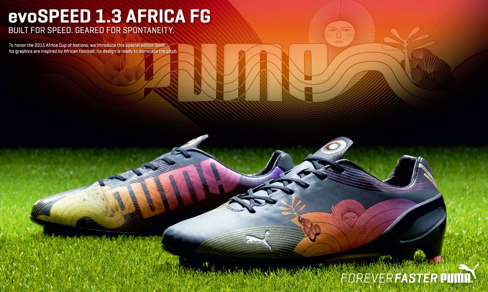 Puma evoSpeed 1.3 Tricks Africa