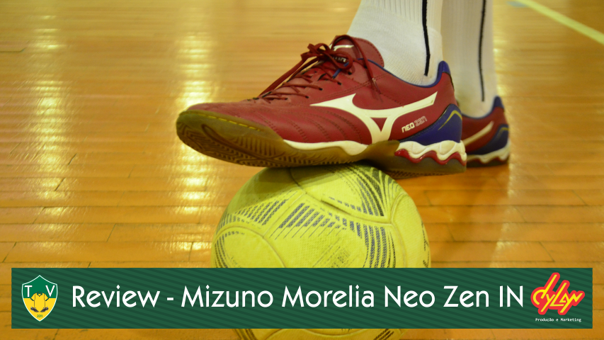 chuteira de futsal mizuno morelia neo zen in vendita como saber