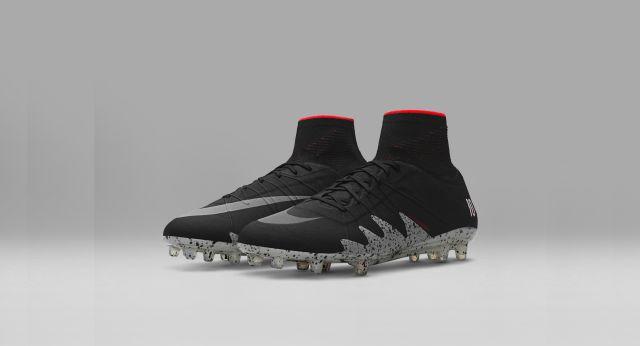 free shipping 2452c 9a636 Nike NJR X JORDAN Hypervenom - Camisas e Chuteiras
