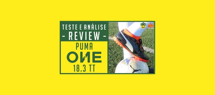 Puma ONE 18.3