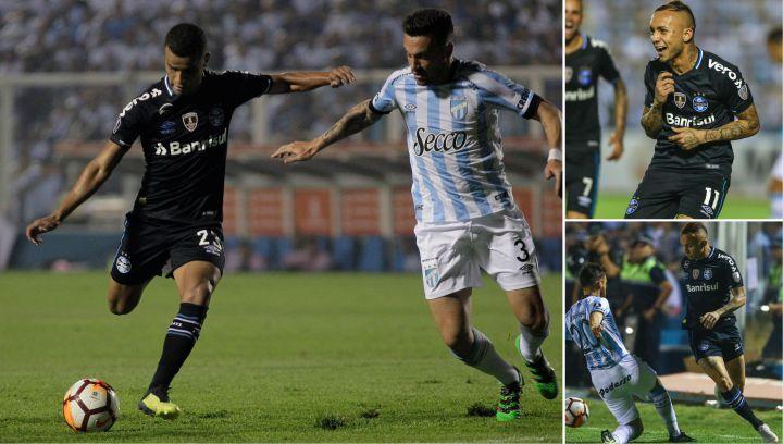 Grêmio estreia novo uniforme com vitória